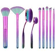 ROYAL & LANGNICKEL MODA® Prismatic Deluxe Gift Kit 9 pc - Sada kozmetických štetcov