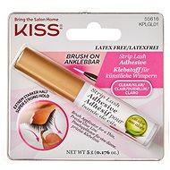 KISS 24 HR Strip Eyelash Adhesive – Clear - Lepidlo na mihalnice