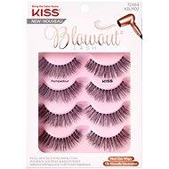KISS Blowout Lash Multi Pack (4 pairs) – Pompadour - Nalepovacie mihalnice