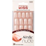 KISS Salon Acrylic Nude Nails – Cashmere - Umelé nechty