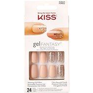 KISS Gel Fantasy Nails – Rock Candy - Umelé nechty