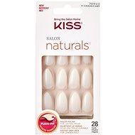 KISS Salon Natural – Hush Now - Umelé nechty