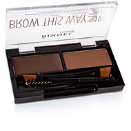 RIMMEL LONDON Brow This Way Brow Sculpturing Kit - Kozmetická sada