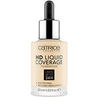 CATRICE HD Liquid Coverage Foundation 002 30 ml