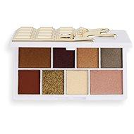 I HEART REVOLUTION White Gold Mini Chocolate Palette 10.20g - Eye Shadow Palette