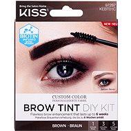 KISS Brow Tint Kit – Brown - Maskara