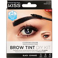 KISS Brow Tint Kit – Black - Maskara
