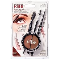 KISS EverEz Beautiful Brow Kit - Kozmetická sada