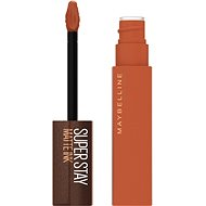 MAYBELLINE NEW YORK SuperStay Matte Ink Coffee Edition 265 CARAMEL COLLECTOR 5 ml - Rúž