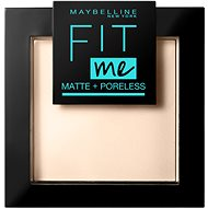 MAYBELLINE NEW YORK Fit Me Powder 120, Classic Ivory, 9g