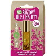 PURITY VISION Bio Pink Lip Oil, 10ml - Lip Balm