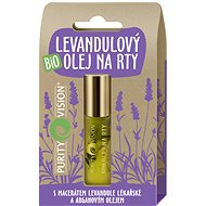 PURITY VISION Organic Lavender Lip Oil, 10ml - Lip Balm