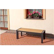 Designlink VERONA 130 - Záhradná lavica