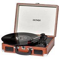 Denver VPL-120 brown - Gramofón