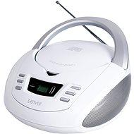 Denver TCU-211 White - Rádiomagnetofón