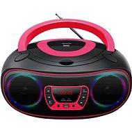 Denver TCL-212BT Pink - Rádiomagnetofón