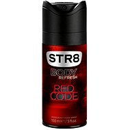 STR8 Red Code Deodorant Spray 150 ml - Pánsky dezodorant