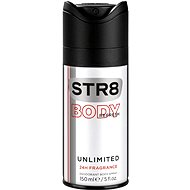 STR8 Unlimited Dezodorant Spray 150 ml - Pánsky dezodorant