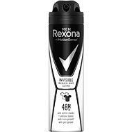 REXONA Men Invisible Black+White 150 ml - Pánsky antiperspirant