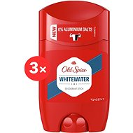 OLD SPICE WhiteWater 3 × 50 ml