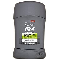DOVE Men+Care Minerals & Sage 50 ml - Pánsky dezodorant