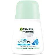 GARNIER Mineral Pure Active roll-on antiperspirant 50 ml - Dámsky antiperspirant