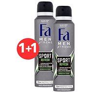 FA Men Sports 3× 150 ml