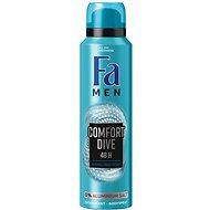 FA Men Comfort Dive 150 ml - Pánsky dezodorant