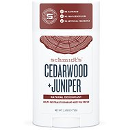 SCHMIDT'S Signature cedrové drevo + jalovec 58 ml - Pánsky dezodorant