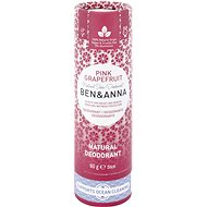 BEN&ANNA Deo Pink Grapefruit 60 g - Dámsky dezodorant