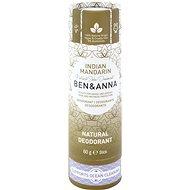 BEN & ANNA Deo Indian Mandarine 60g - Deodorant for Women