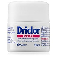 DRICLOR Antiperspirant Roll-On 20 ml - Antiperspirant