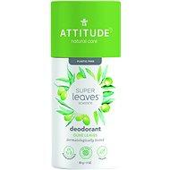 ATTITUDE Super Leaves Deodorant Olive Leaves 85 g - Dezodorant
