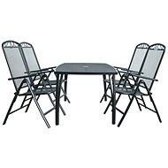 Záhradná súprava ZWMT+ MC polohovacie stoličky - Záhradný nábytok