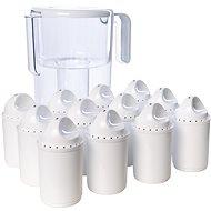 Filtračná kanvica iDEWBERRY + 12 filtrov - Filtračná kanvica