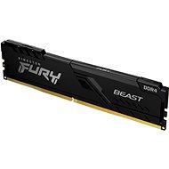 Kingston FURY 4GB DDR4 2666MHz CL16 Beast, Black - RAM