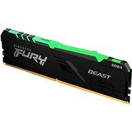 Operačná pamäť Kingston FURY 8 GB DDR4 2666 MHz CL16 Beast RGB