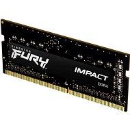 Kingston FURY SO-DIMM 16GB DDR4 3200MHz CL20 Impact 1Gx8 - RAM