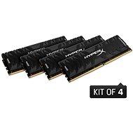 HyperX 128 GB KIT DDR4 3200 MHz CL16 Predator - Operačná pamäť