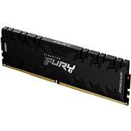 Kingston FURY 8 GB DDR4 3000 MHz CL15 Renegade Black - Operačná pamäť