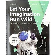 3DSimo Book (anglicky) + brožúra so šablónami - Kniha