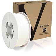 Verbatim PLA 1,75 mm 1 kg biela - Filament