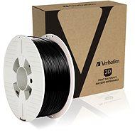 Verbatim PLA 1,75 mm 1 kg čierna - Tlačová struna
