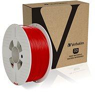 Verbatim PLA 1,75 mm 1 kg červená - Tlačová struna