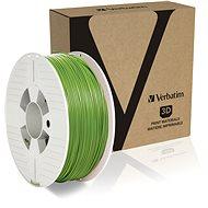 Verbatim PLA 1,75 mm 1 kg zelená - Tlačová struna
