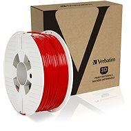 Verbatim PET-G 2,85 mm 1 kg červený - Filament