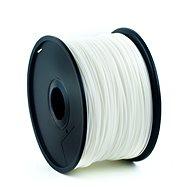 Gembird Filament ABS biela - Tlačová struna