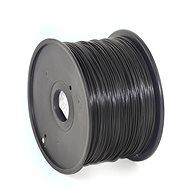 Gembird Filament ABS čierna - Tlačová struna