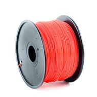 Filament Gembird Filament ABS červená