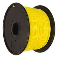 Gembird Filament ABS žltá - Filament